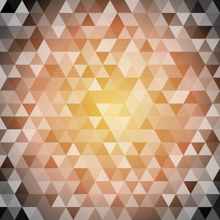 Seamless abstract hexagon background   Vector illustration Illustration
