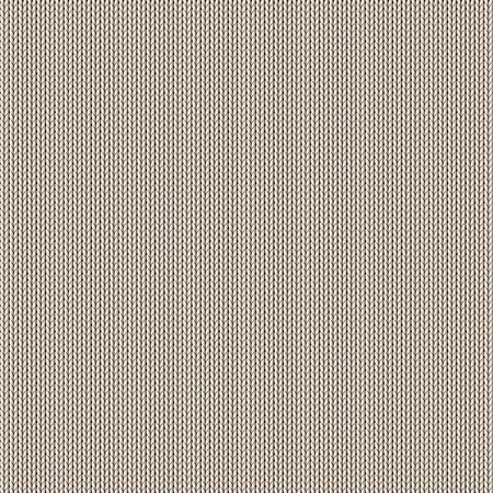 Seamless knitted background