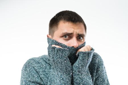 Mann kalt