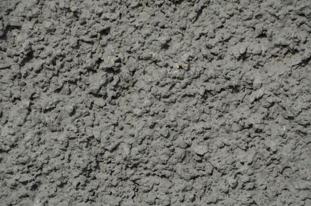 This picture shows a texture of porous concrete zoomed Stock Photo