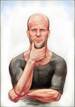 famous actor Jason Statham