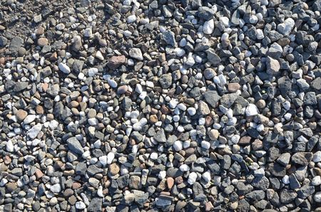 This picture shows a stone texture Stock Photo