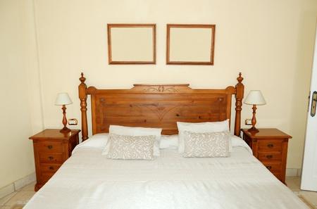 Apartment interior in the luxury hotel, Tenerife, island, Spain