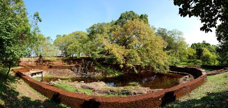 civilisations: Remains of ancient civilisations buildings, Sri Lanka