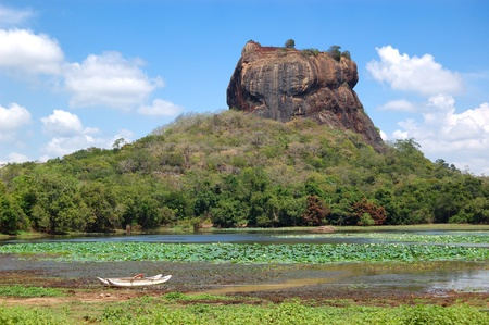 The Sigiriya (Lion Stock Photo