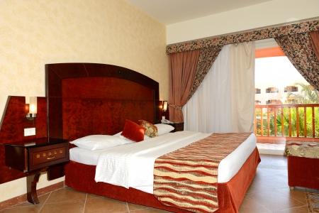 Apartment interior in the luxury hotel, Sharm el Sheikh, Egypt Stock Photo - 17615552