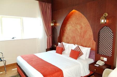 Apartment in the luxury hotel, Dubai, UAE Stock Photo - 18864147