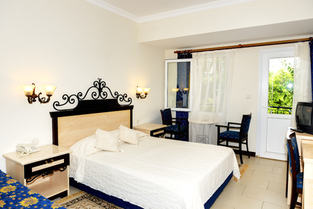 Apartment in the luxury hotel, Bodrum, Turkey