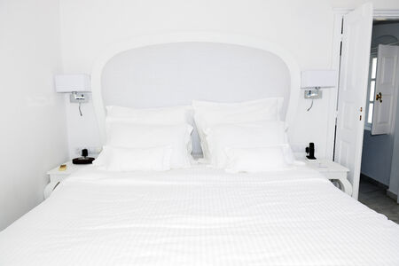 Apartment in the luxury hotel, Santorini island, Greece