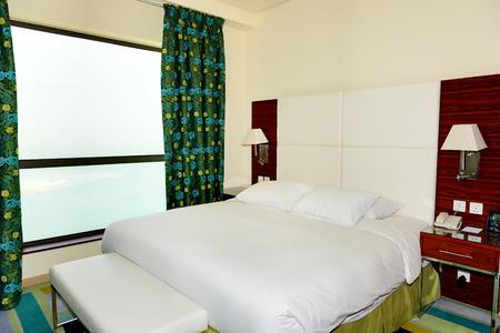 luxury apartment: Apartment in the luxury hotel, Dubai, UAE
