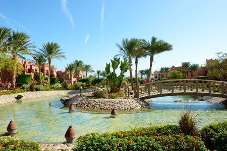 recreation area: The recreation area of luxury hotel, Sharm el Sheikh, Egypt