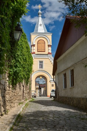 Catholic Church and Orthodox Church