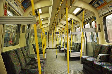 An empty London