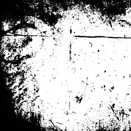 burned: Realistic vector grunge black and white burned Texture for Print on Textile or use in Your Design