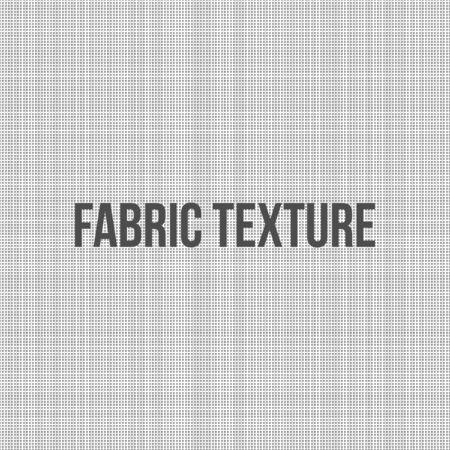 canvas texture: Fabric Canvas Texture. Vector Textile Background for Your Design