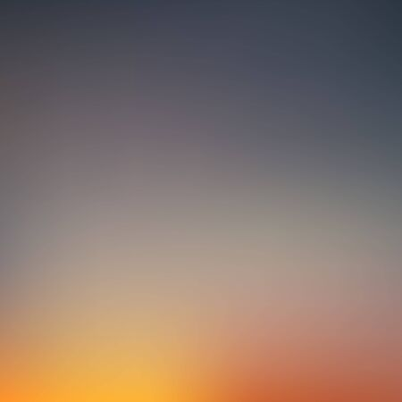 sunrise sky: Realistic blurred Sunset or Sunrise Sky. Background for Your Design