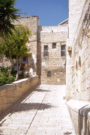 Jerusalem, inside the Old City,Jerusalem photo