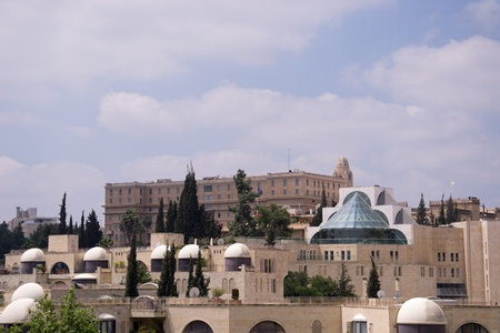 View of Jerusalem city in Israel Stock Photo - 19746906