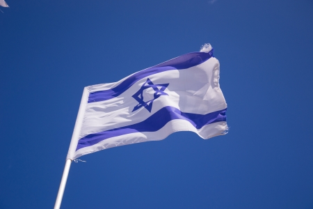 National flag of Israel