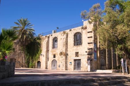 Theatre,Jaffa streets,Tel Aviv,Israel Editorial