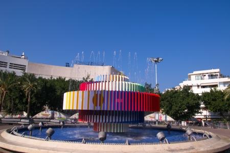 Fontane on Dizengoff SquareTel Aviv.Israel