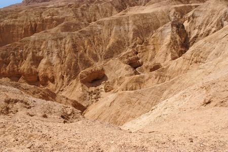 nahal: Desert canyon