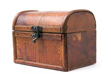 wood box Stock Photo - 4106776