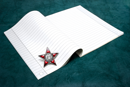 essay: Writing an essay about the war at school