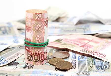arrears: Many Russian money