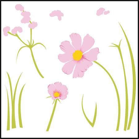 Pink Flower Pack
