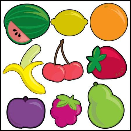 Fruit Pack Çizim