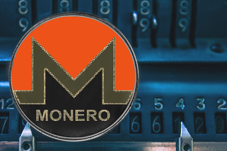 Coin cryptocurrency Monero and the numbers of the arithmometer. The concept of XMR.
