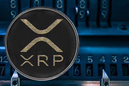 Coin cryptocurrency ripple and the numbers of the arithmometer. The concept of XRP.