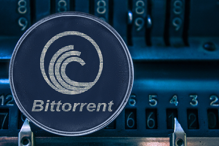 Coin cryptocurrency Bittorrent and the numbers of the arithmometer. The concept of BTT.
