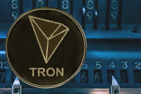 Token cryptocurrency Tron and the numbers of the arithmometer. The concept of TRX.