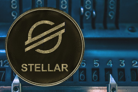 Token cryptocurrency Stellar XLM and the numbers of the arithmometer. The concept of XLM.