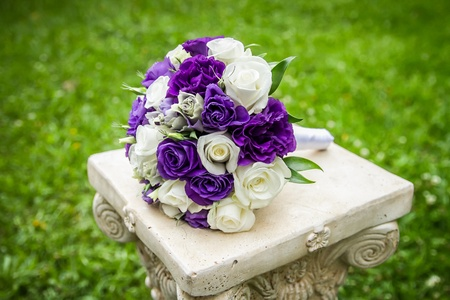 Wedding bouquet Stock Photo - 16560502