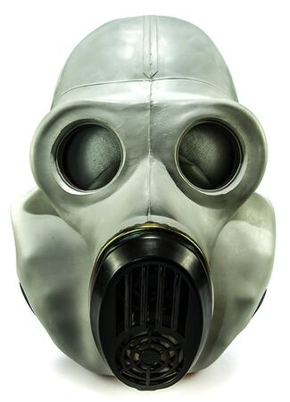 gas mask: Old Soviet Union gas mask