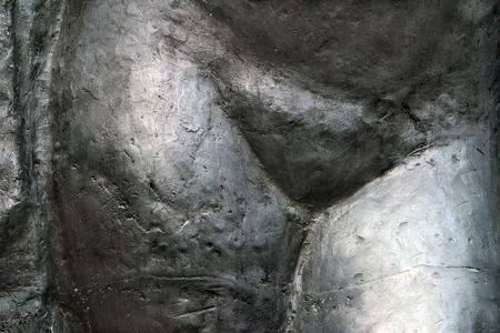 metal sculpture: scultura di metallo