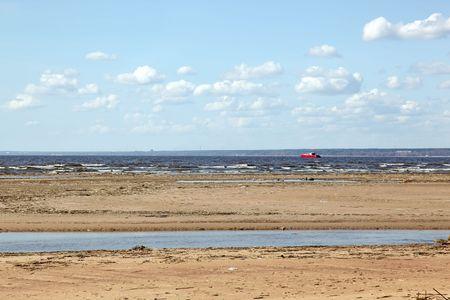 desert coastline (11) Stock Photo