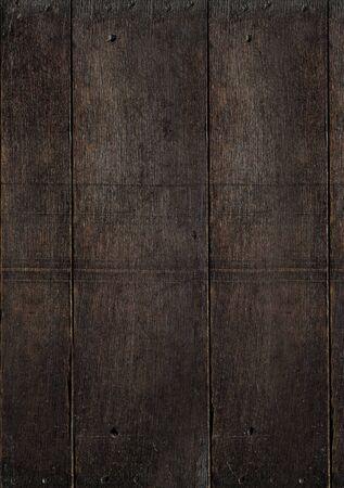 Donkere vintage houtstructuur