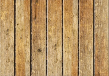 painted wood: old wooden fences,old fence planks as background Stock Photo