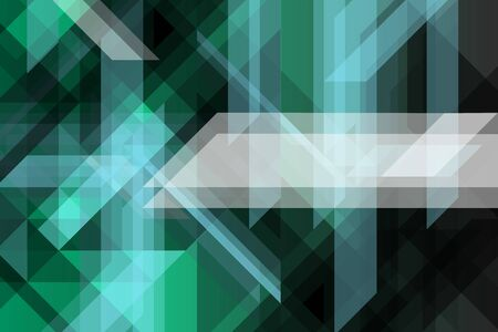 Vector of modern abstract triangular background Illustration