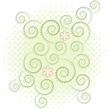swirl: Swirl abstract background. Vector illustration.