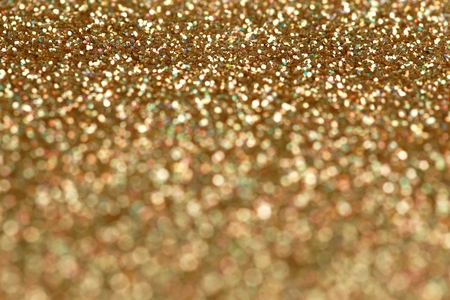 holographic: Christmas New Year Gold Sparkling Glitter abstract background