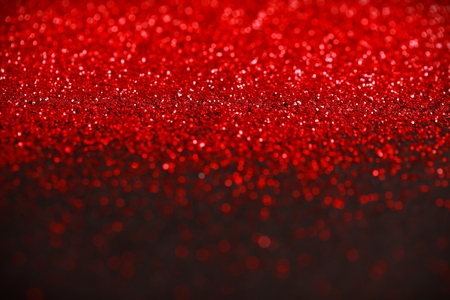 Red and Black Glitter background. Holiday, Christmas,\ Valentines, Beauty and Nails abstract texture