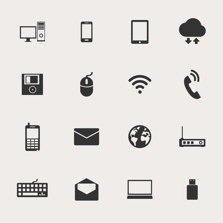 pc icon: PC Icon Set