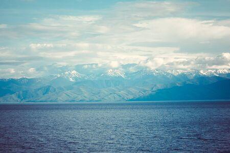 baikal: baikal mountains