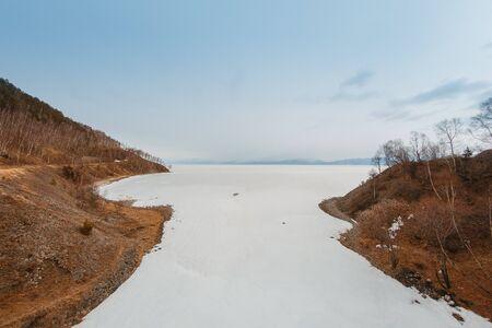 baikal: Baikal shore Stock Photo