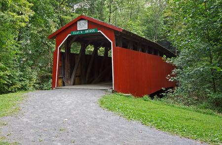 perry: Pennsylvania Covered Bridge